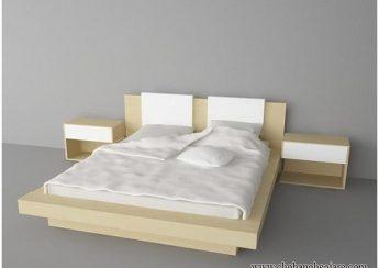 Giá giường ngủ gỗ