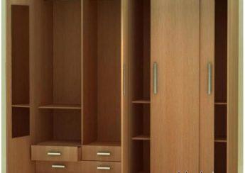 Tủ gỗ quần áo giá rẻ