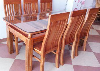 Bàn ghế phòng ăn